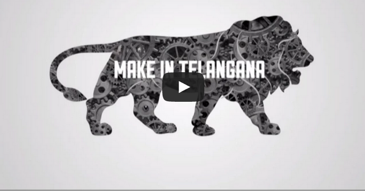 Make in Telangana video