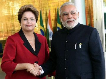 Narendra_Modi_Brazil_President_Dilma_Rousseff_PTI_360