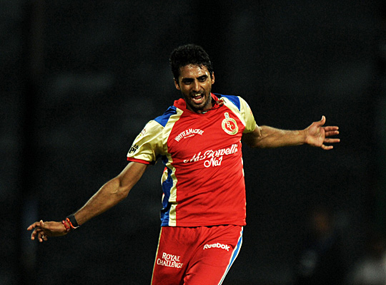 2011 IPL: Royal Challengers Bangalore v Kings XI Punjab