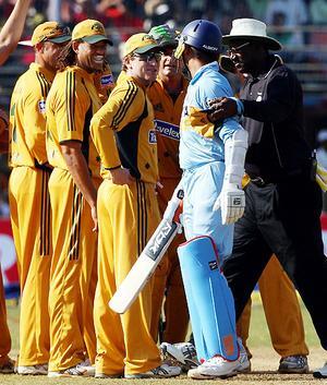 India v Australia - 2nd ODI